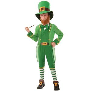 Little Irish Leprechaun St. Patricks Day Child Costume Small 4-6
