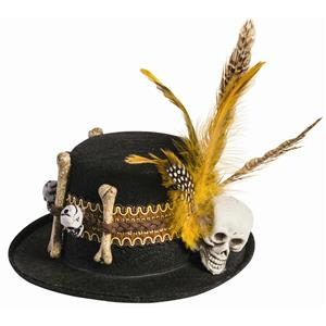 Forum Novelties Voodoo Mini Hat Clip Costume Accessory