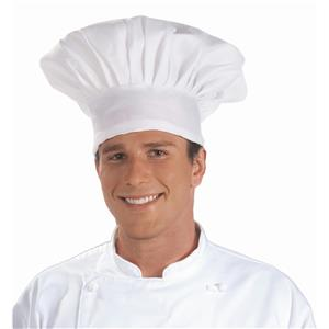 Forum Novelties Men's Novelty White Chef Hat Costume Accessory