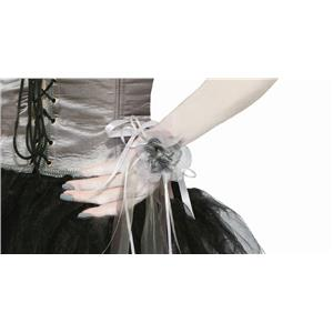 Ghostly Spririts Wrist Corsage Costume Accessory