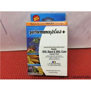 Brand New - Performance Plus 30XL Black and 30XL Color - Inkjet