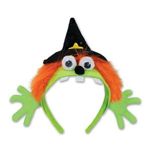 Beistle Witch Halloween Fun Character Creature Headband Costume Accessory