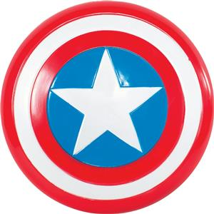 "Captain America Cartoon The Avengers Assemble Movie 12"" Shield Costume Accessory"