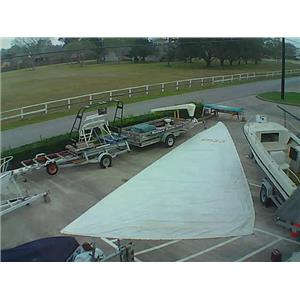 Mainsail w 47-8 Luff from Boaters' Resale Shop of TX 1702 1727.96