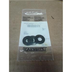 """Everbilt 597537 Neoprene Washers 5/16"""", Black (Pack Of 3)"""