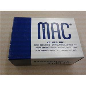 Mac Valves 461-DMA-EC 46 Series Double Solenoid For Maconnect