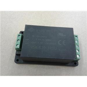 Cui Inc. VSK-S20-3R3U-T V-Infinity Power Module