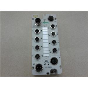 Wago 767-3801 Digital Output Module 8Di 24Vdc
