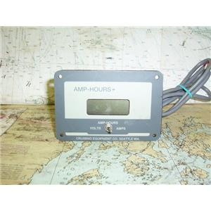 Boaters Resale Shop of TX 1703 2744.11 CRUISING EQUIPMENT AMP-HOURS+ METER ONLY