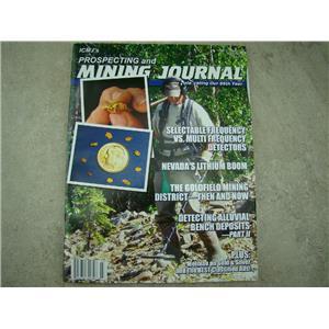ICMJ's Prospecting & Mining Journal Magazine March 2017, GOLD!!! Chris Ralph