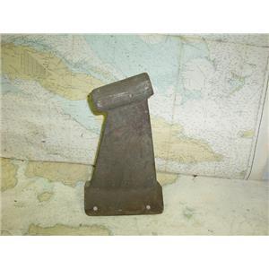 "Boaters Resale Shop of TX 1702 2547.02 BRONZE PROP 1"" SHAFT 14"" STRUT ASSEMBLY"