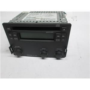 Volvo S40 radio and CD player 30623408