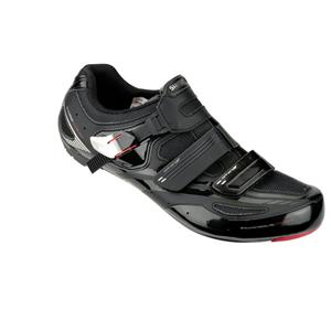 Shimano Dynalast Cycling Shoes SH-R107LL SPD/SL SIZE 47 BLACK USED