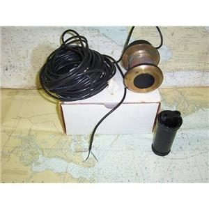 Boaters Resale Shop of TX 1705 0752.35 AIRMAR 31-199-8-02 TRANSDUCER 200KHZ