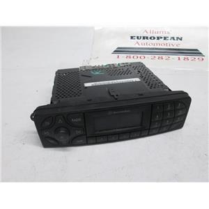 Mercedes W203 W208 factory radio 2038201086