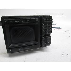 Mercedes W220 S500 S430 radio navigation 2208204989