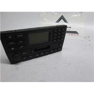 Jaguar X-Type factory radio 1X43-18K876-AB