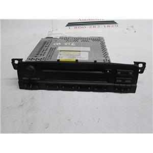 BMW E46 3 series radio business cassette player 65126919072