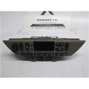 Jaguar S-Type climate control panel XR8H-18C612-AP