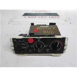 Volvo 940 740 A/C controller 6848302