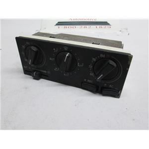 Volvo 850 A/C controller 9166550