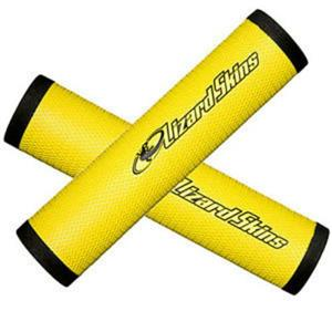 Lizard Skins DSP 32.3mm Yellow Polymer Grips