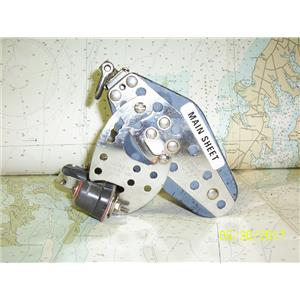 Boaters Resale Shop of TX 1705 1172.27 HARKEN DUAL HEXACAT FIDDLE WITH CLEAT