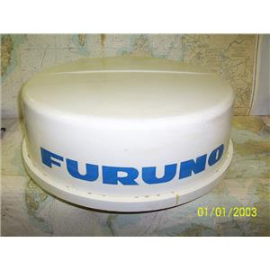 Boaters Resale Shop of TX 1704 1725.05 FURUNO 1830 RADAR DOME HOUSING ONLY