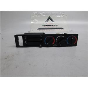 BMW E34 525i 535i A/C climate controller 64118351114
