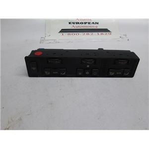 BMW E34 E32 E31 A/C climate controller 64111390811