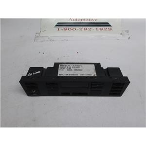 BMW E39 525i 528i A/C climate controller 64118375453 missing buttons