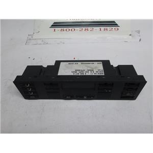 BMW E39 525i 528i A/C climate controller 64118385927 missing buttons