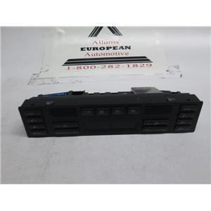 BMW E38 740il 740i 750il A/C climate controller 64116901307