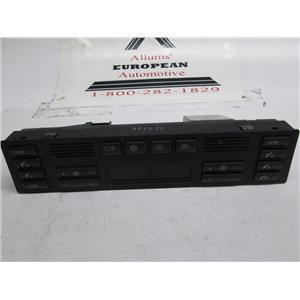 BMW E38 740il 740i 750il A/C climate controller 64118377541