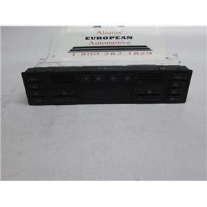 BMW E38 740il 740i 750il A/C climate controller 64118385589