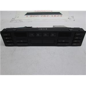 BMW E38 740il 740i 750il A/C climate controller 64118372043