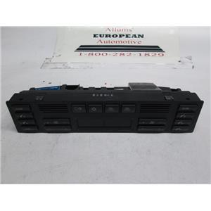 BMW E38 740il 740i 750il A/C climate controller 64118379112