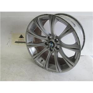 BMW E60 M5 540i 530i 525i rear wheel 19X9.5 #1314 needs repair