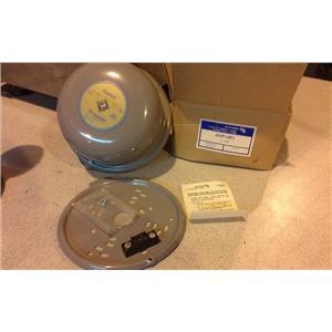 Edwards Signaling 340-6E5 Adaptabel Vibrating Bell 0.7A 12V 60Hz