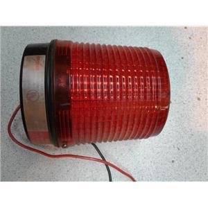 Amseco SL-5 Strobe Light, Red, 24VDC
