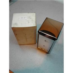 Tablecraft 221 Napkin Holder, Chrome Plated, Full Size