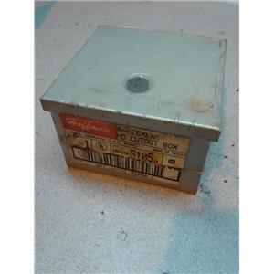 "Hoffman A-HE6X6X4 JUNC BOX ENCLSR, MTLIC, 6"" H X 6"" W X 4"" D"