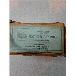 Line Master 1042-S FOOT TREADLE SWITCH
