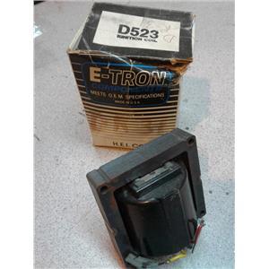 E-Tron D523 H.E.I. COIL