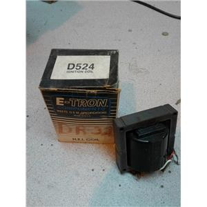 E-Tron D524 H.E.I. COIL IGNITION COIL