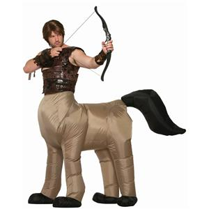 Mythical Creatures Inflatable Centaur Adult Costume