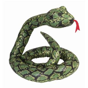 Posable Python Snake Prop