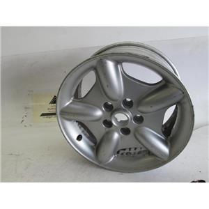 Jaguar XK8 17 OEM wheel MJA6116BB #1453