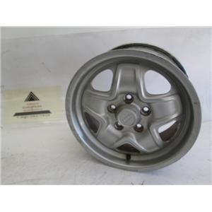 Audi 5000 Quattro coupe Fuchs Urquattro wheel 857601025 RARE!! #1478