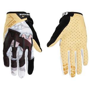 SixSixOne Evo gloves Grey/ Black Medium